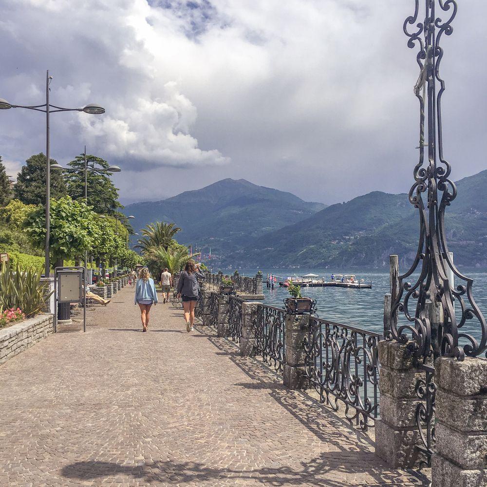 Menaggio, Jezioro Como